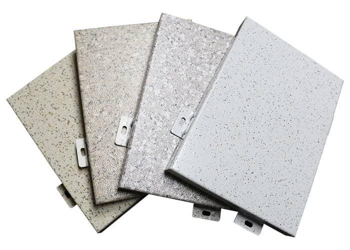 新疆石纹铝单板