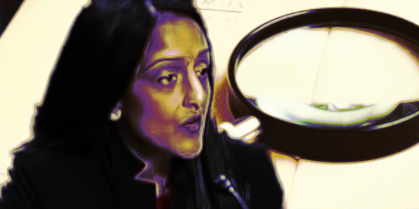 Republicans Call for Investigation Into Newly Confirmed Vanita Gupta Over Several False Statements Made During Her Testimony.