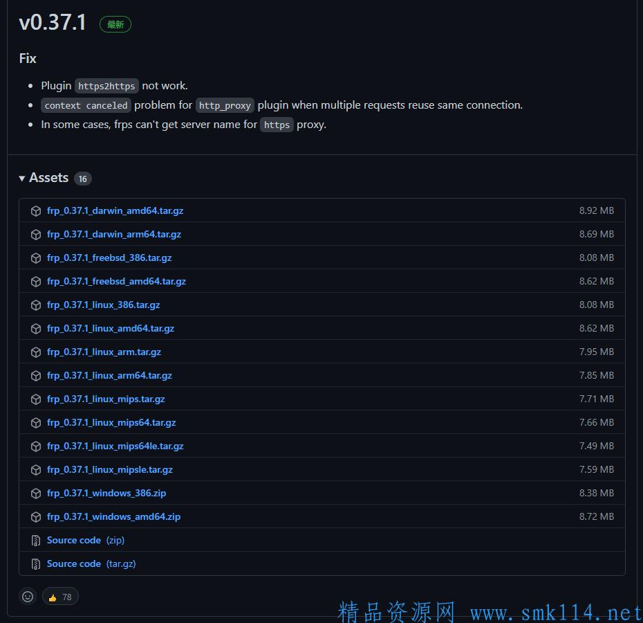 [玩软件] frp_v0.37.1 内网穿透,内网服务公网用不求人