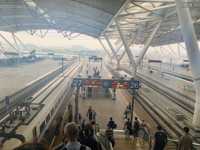 中国高铁史最大规模的天窗作业,历经24小时完成-第1张图片