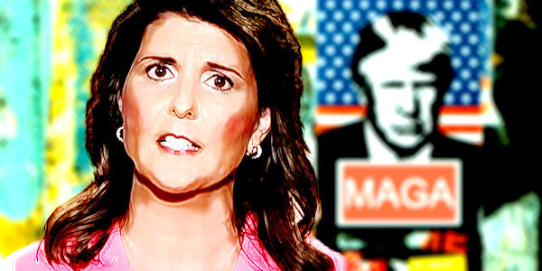 Nikki Haley Slams Trump: Actions 'Will Be Judged Harshly By History'…