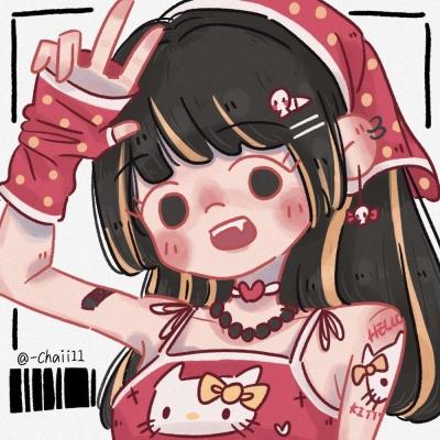 可爱动漫女生头像-第7张图片