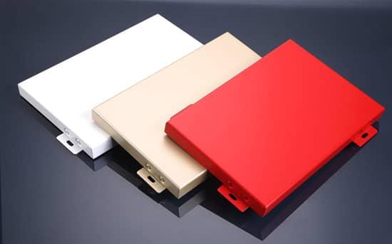 新疆氟碳铝单板