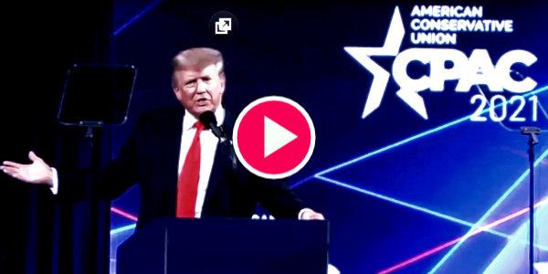 Trump's full CPAC speech…