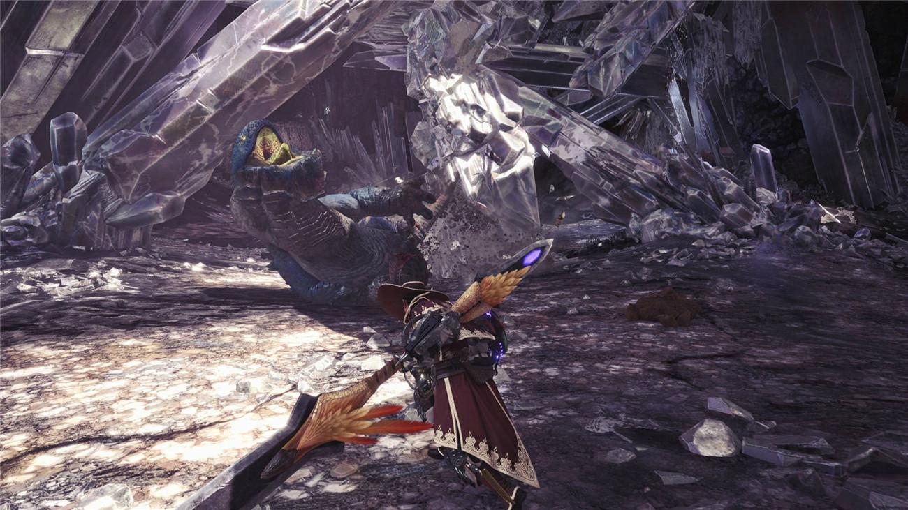 《怪物猎人:世界》v15.11.01-第5张图片