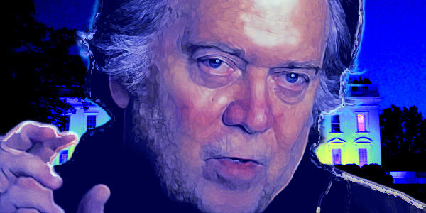 UPDATE: Jan. 6 panel votes to hold Steve Bannon in contempt…