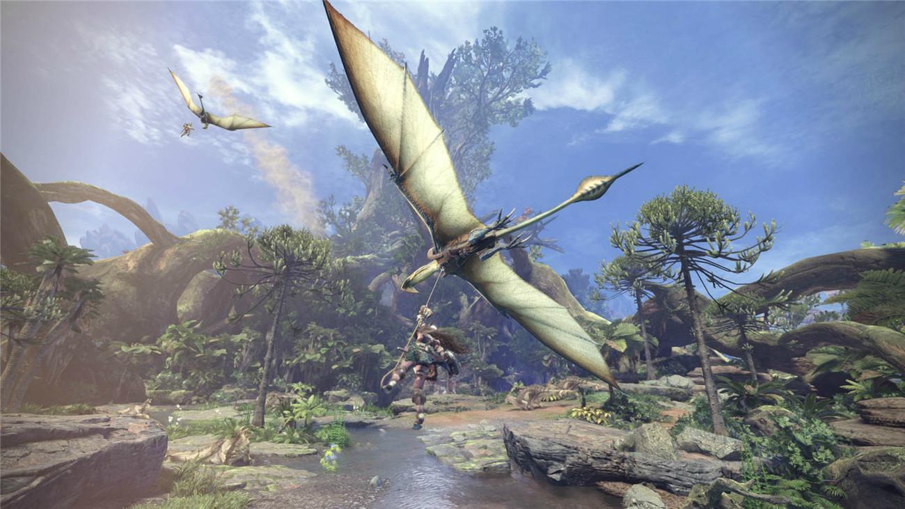 《怪物猎人:世界》v15.11.01-第2张图片
