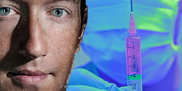 Zuckerberg To Force ALL Facebook Employees To Get Vaccinated…