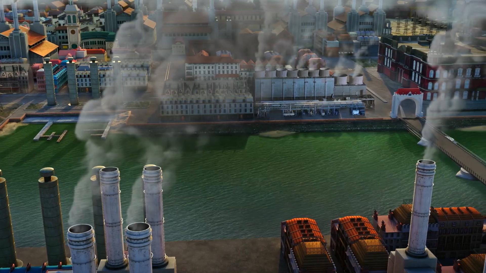 Gambar Kota Steamburg