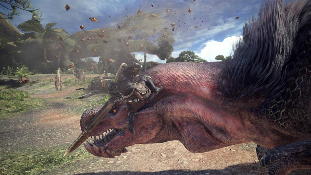 《怪物猎人:世界》v15.11.01-第1张图片