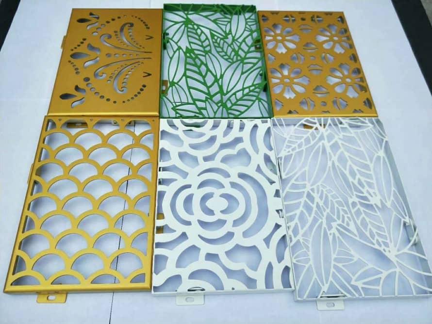 黑龙江雕刻铝单板