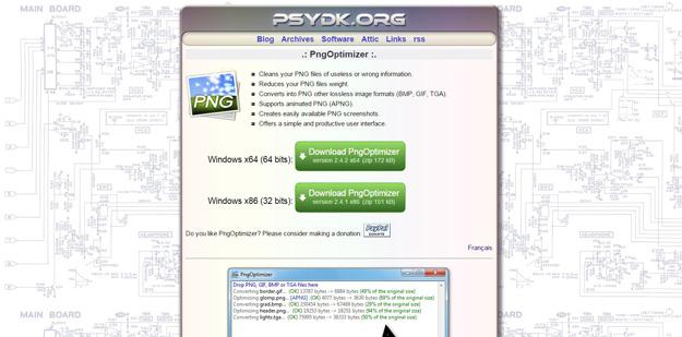 PNG Optimizer