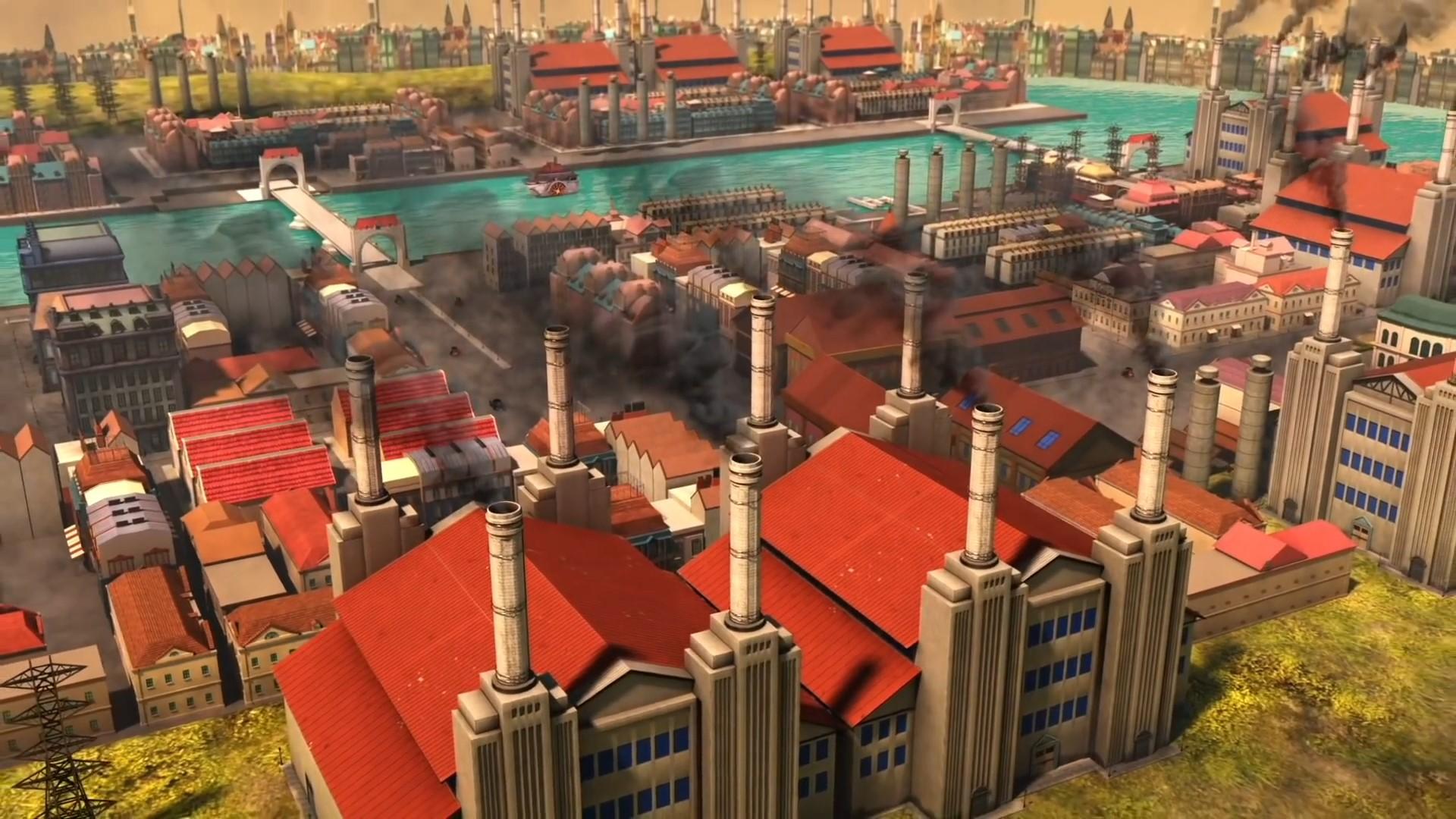 Gambar Kota Steamburg 2