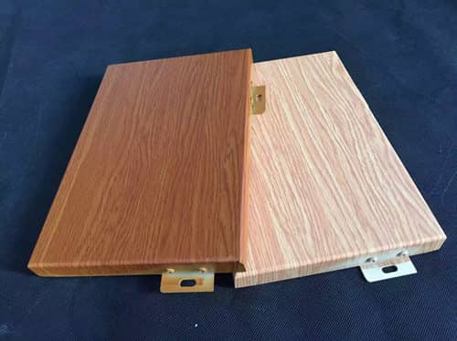 黑龙江木纹铝单板