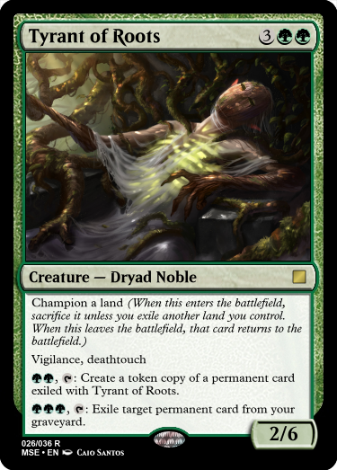 Tyrant of Roots