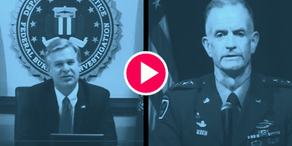 Hearing on January 6th Attack, Part 2: Witnesses include Director Wray, and General Charles Flynn, Commanding General, U.S. Army Pacific…