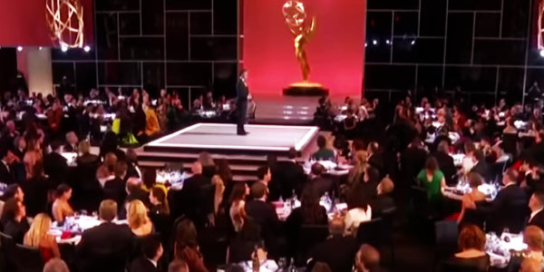 Hypocritical Hollywood 'Elite' Get Called Out For Partying Maskless At The Emmys…
