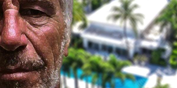 Jeffrey Epstein's Palm Beach estate has been demolished…