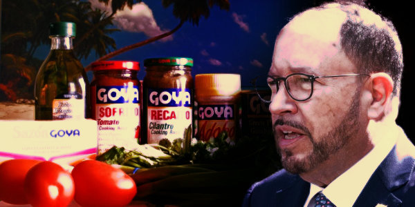 Goya board moves to silence Trump-supporting CEO…