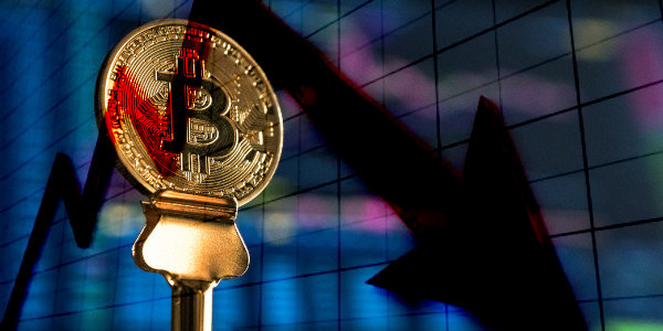 Bitcoin plunges to lowest price in over a month amid stock market sell-off…