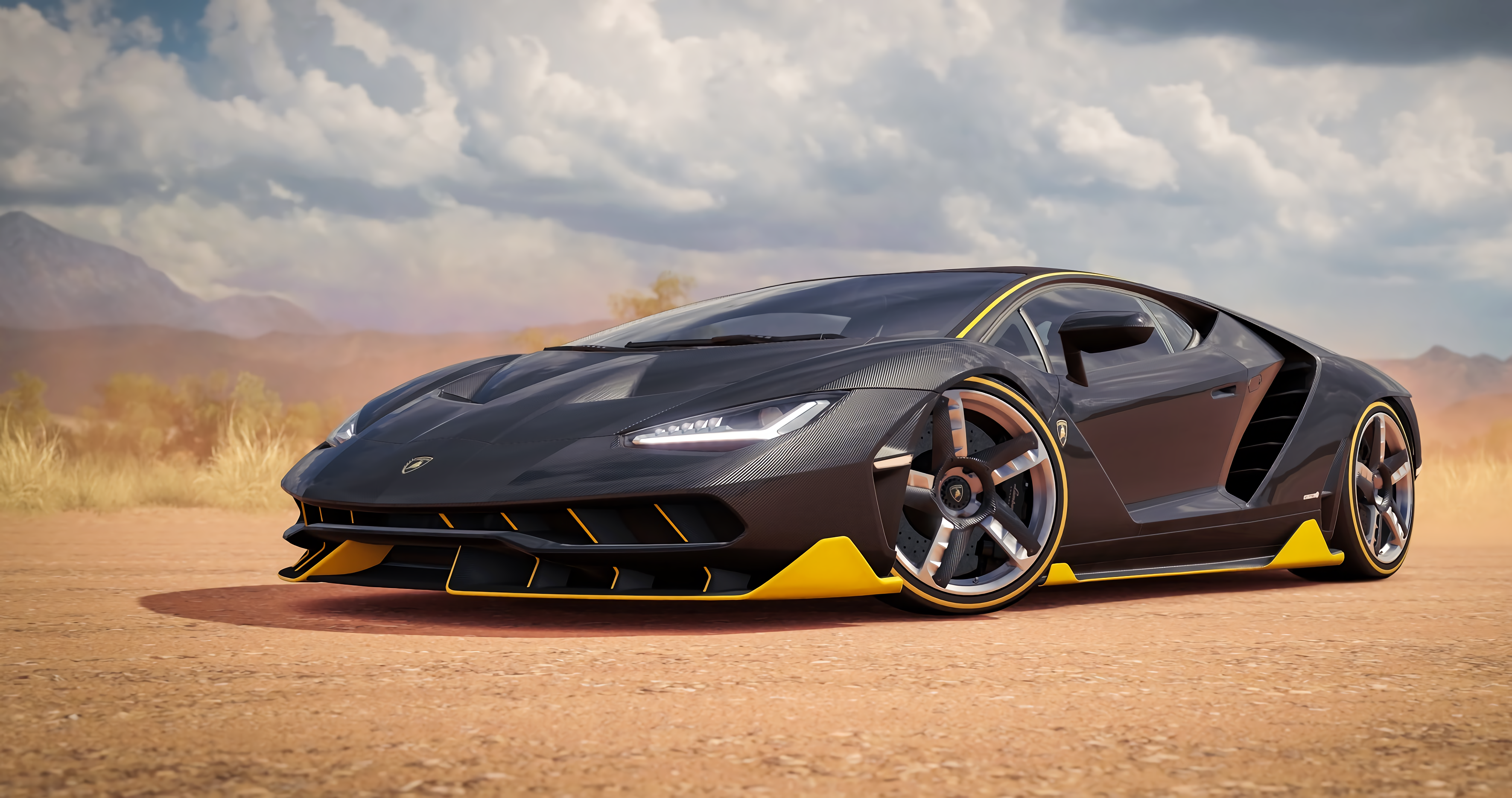 3840x2160 Lamborghini Centenario Limited Edition Psw